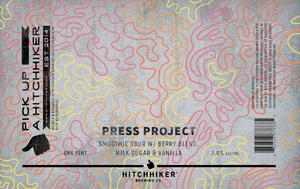 Press Project Berry Blend - Smoothie Sour w/ Milk Sugar & Vanilla - 4-Pack